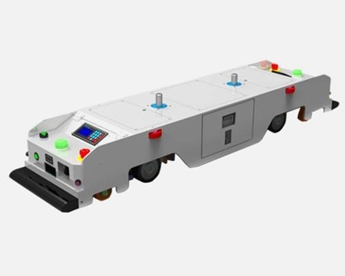 双向潜伏式AGV小车