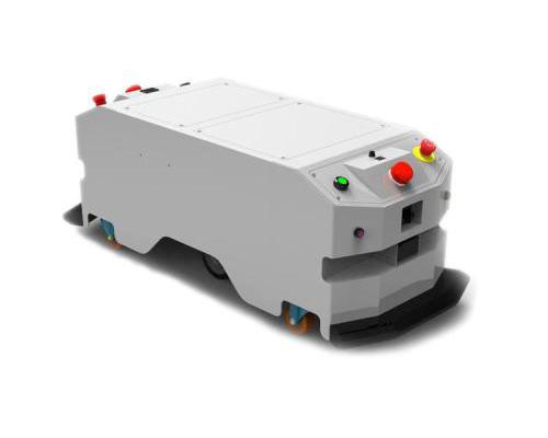 牵引式AGV小车