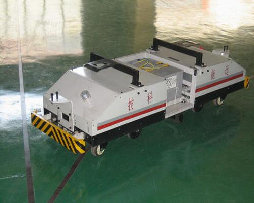 单向牵引式AGV(倒退功能)